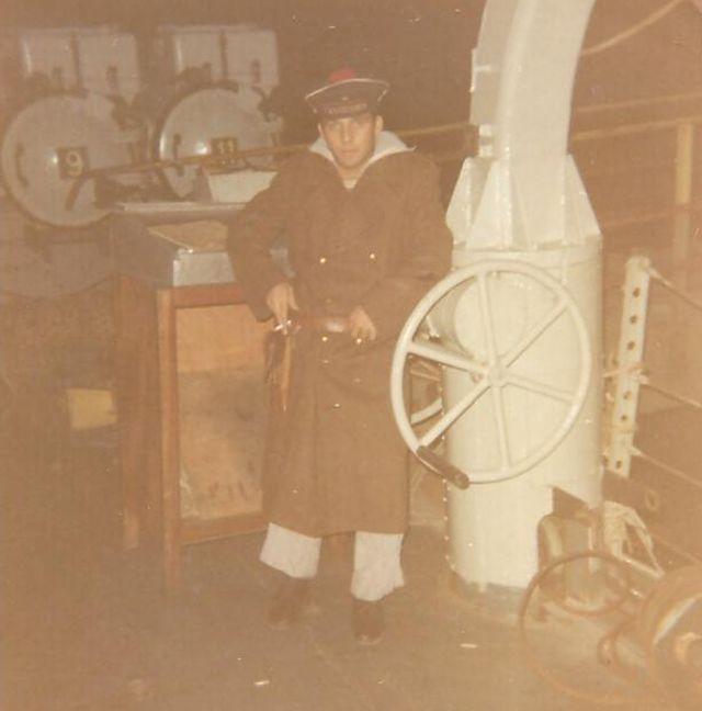 [Les traditions dans la Marine] Tenue dans la Marine- Tome 01 - Page 6 129