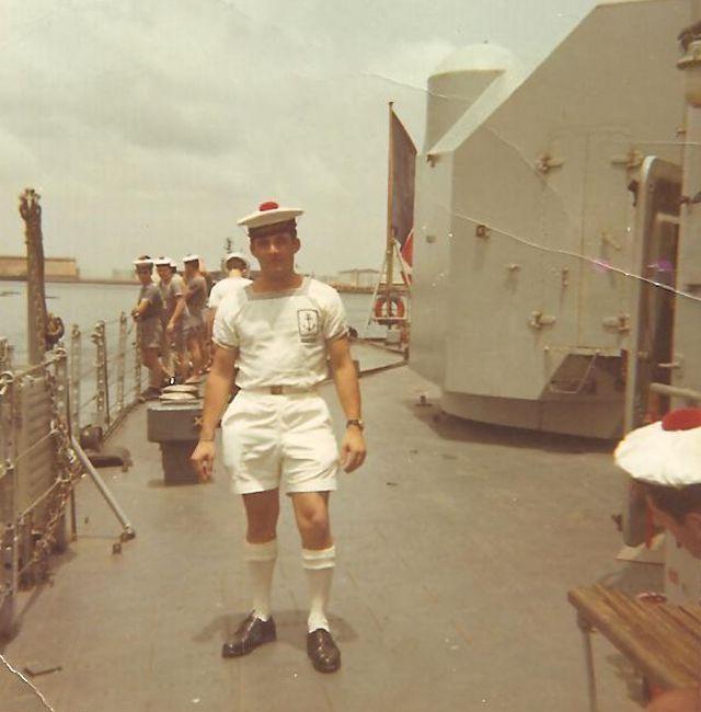 [Les traditions dans la Marine] Tenue dans la Marine- Tome 01 - Page 6 221
