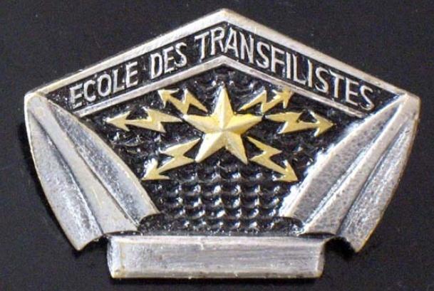 [Les écoles de spécialités] ÉCOLE DES TRANSFILISTES - LA CRAU Insign13
