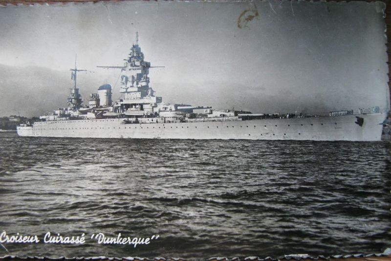 DUNKERQUE - 1935 (Cuirassé) Marine10