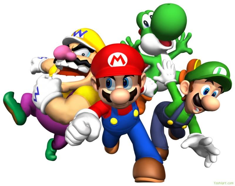 les origines de Mario Cfomlp10