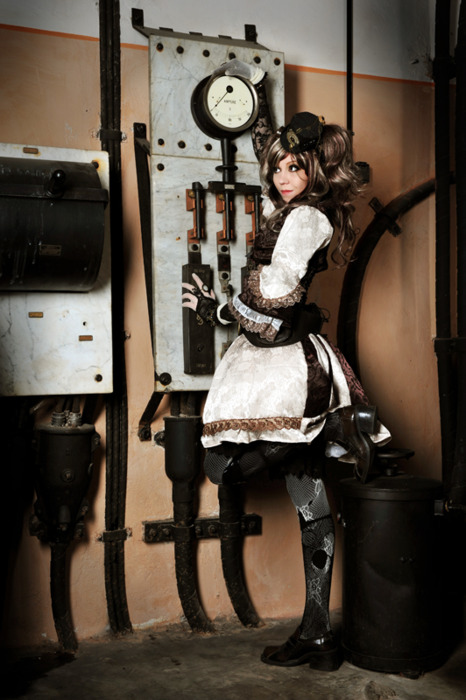 ♥ Steampunk Lolita ♥ Tumblr10