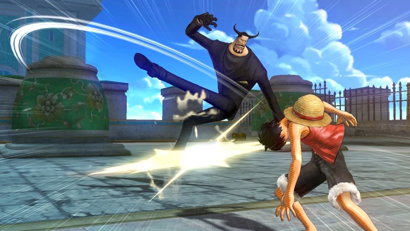 TEST One Piece : Pirate Warriors One-pi11