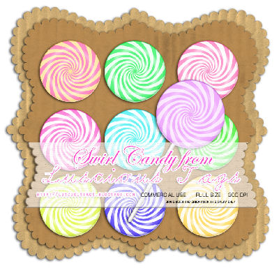Swirl candy action by Rachel R. Candya10