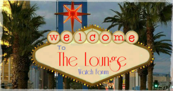 The Lounge - Watch Forum