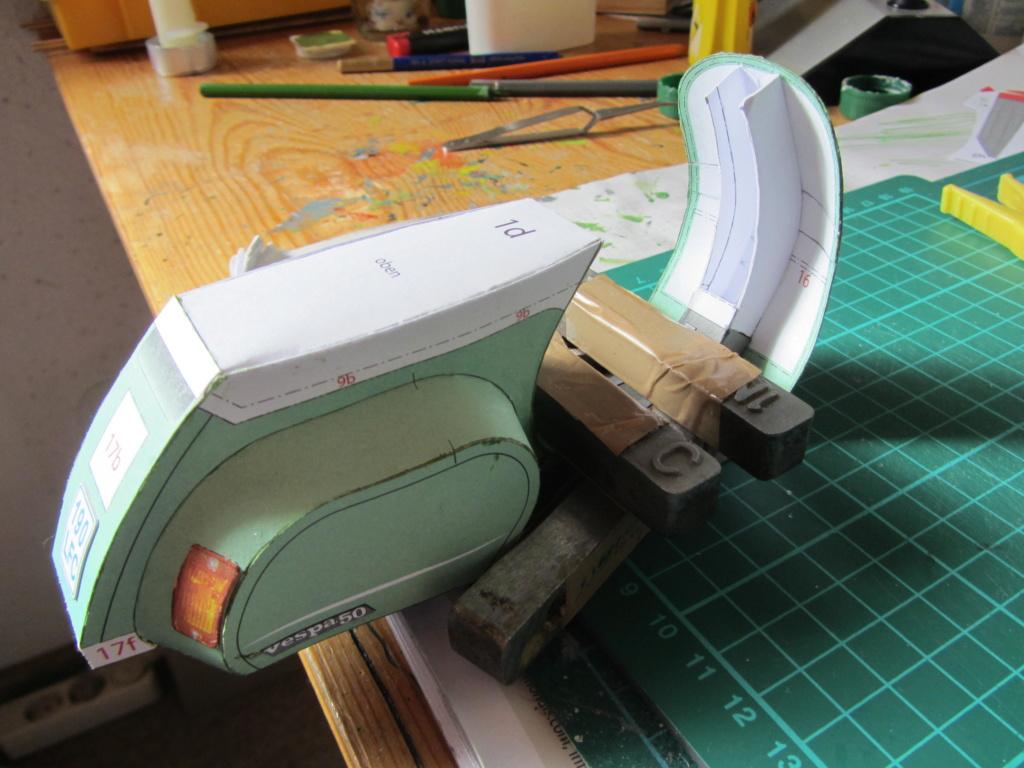 VESPA PK50 1:8 gebaut von XEDOS - Seite 2 Img_7455