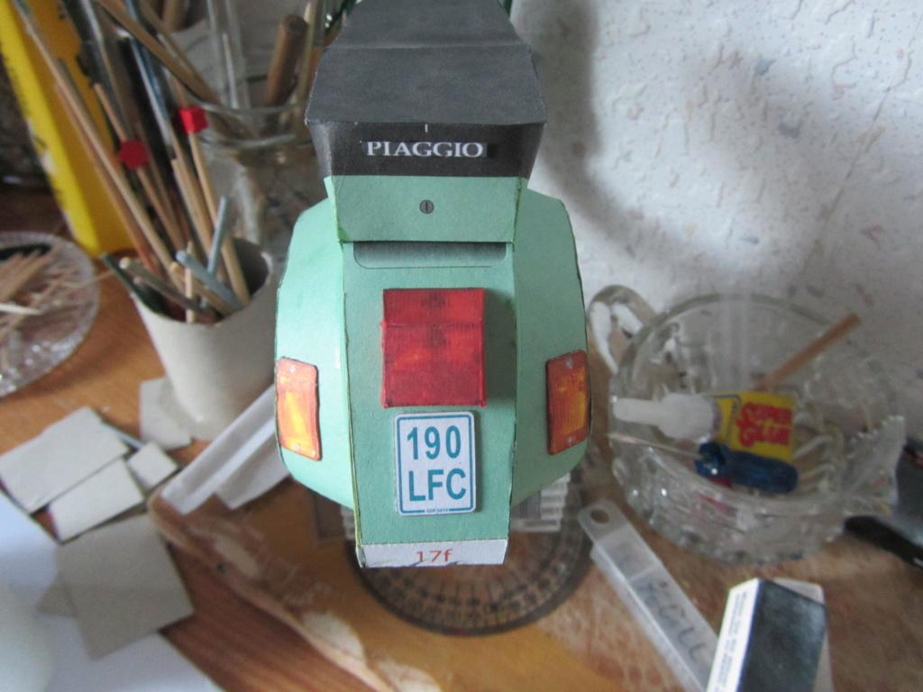 VESPA PK50 1:8 gebaut von XEDOS - Seite 2 Img_7496