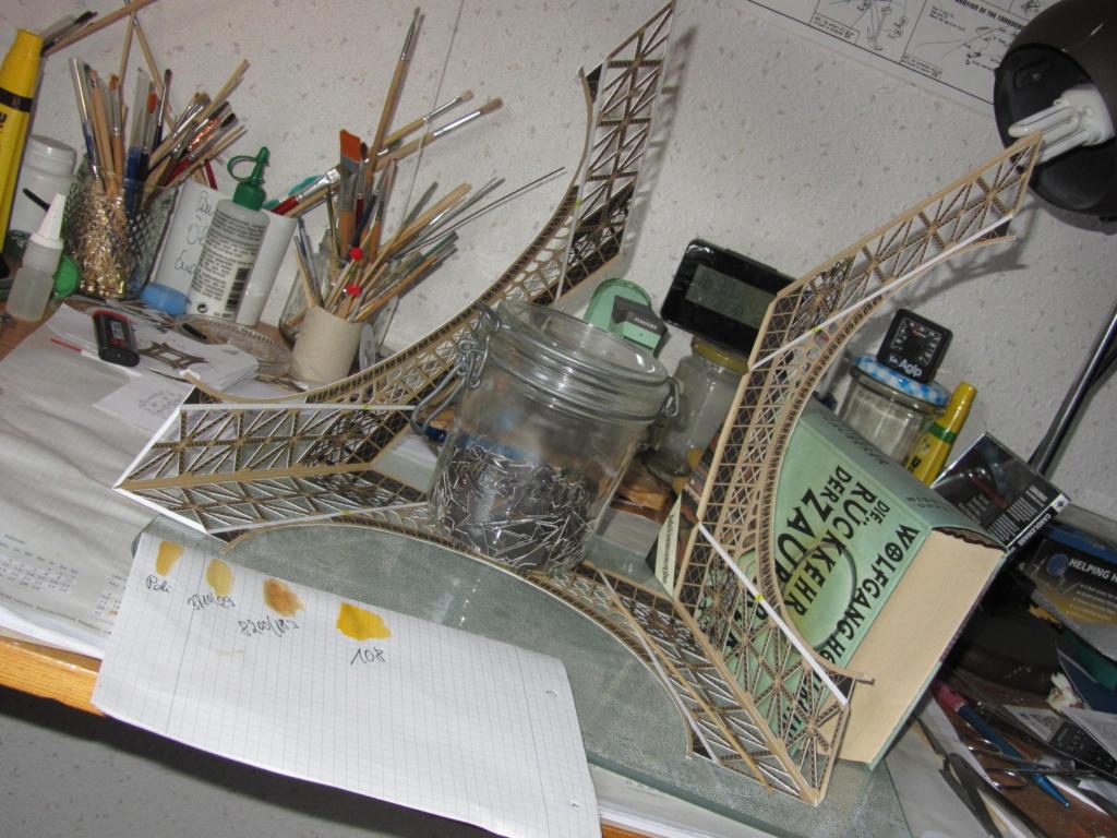 Der Eifelturm 1:300 gebaut von XEDOS Img_8038