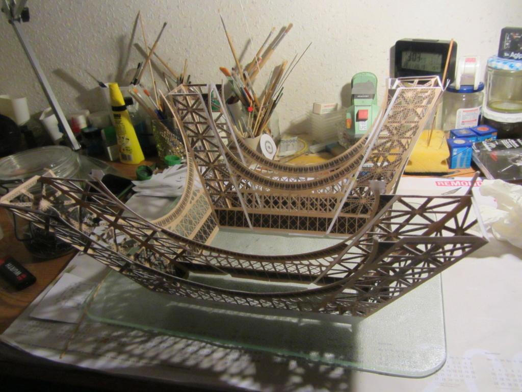 Der Eifelturm 1:300 gebaut von XEDOS Img_8040