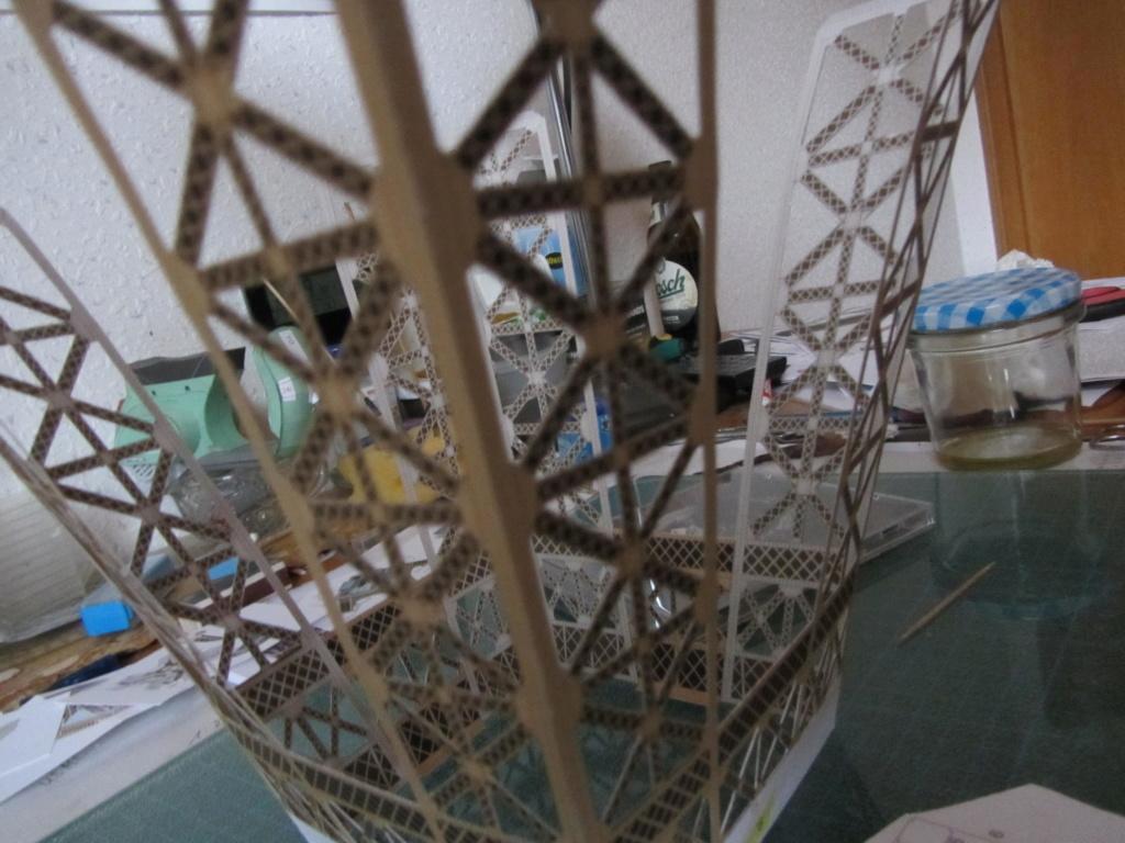 Der Eiffelturm 1:300 gebaut von XEDOS - Seite 2 Img_8133