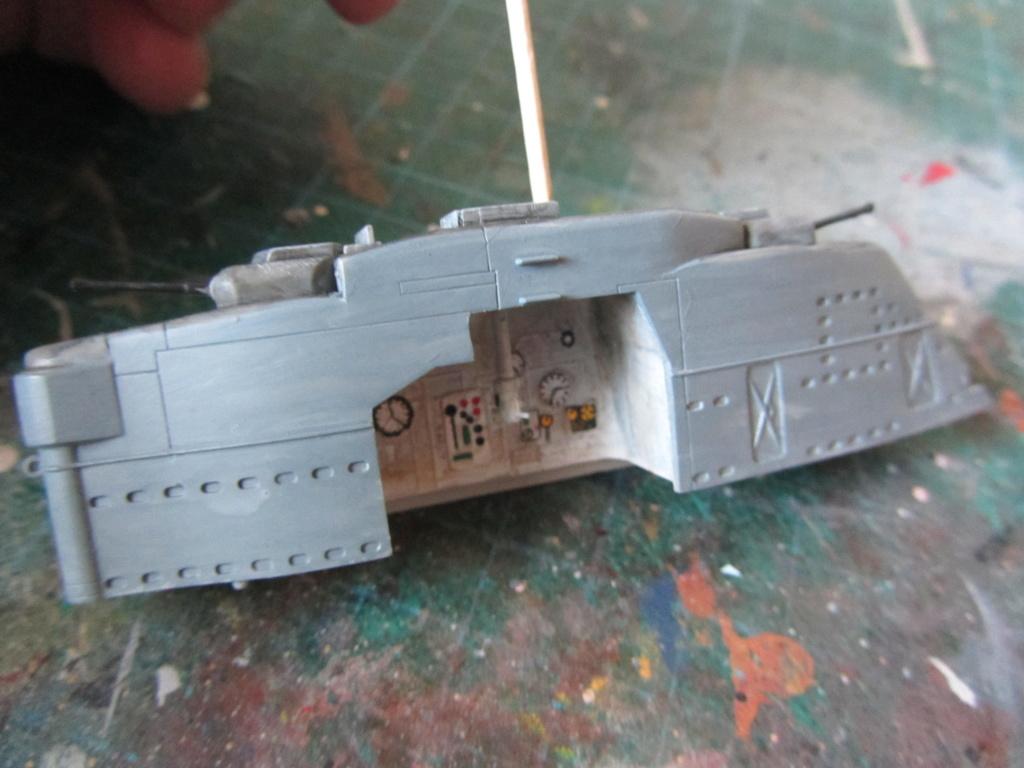Deutsches U-Boot XXI - U-254 - mit Inneneinrichtung gebaut von xedos - Seite 2 Img_8228