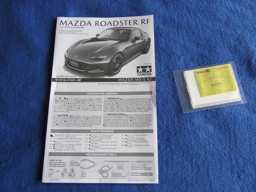 MAZDA MX5-RF Roadster - Tamiya - Vorgestellt von XEDOS Img_8245