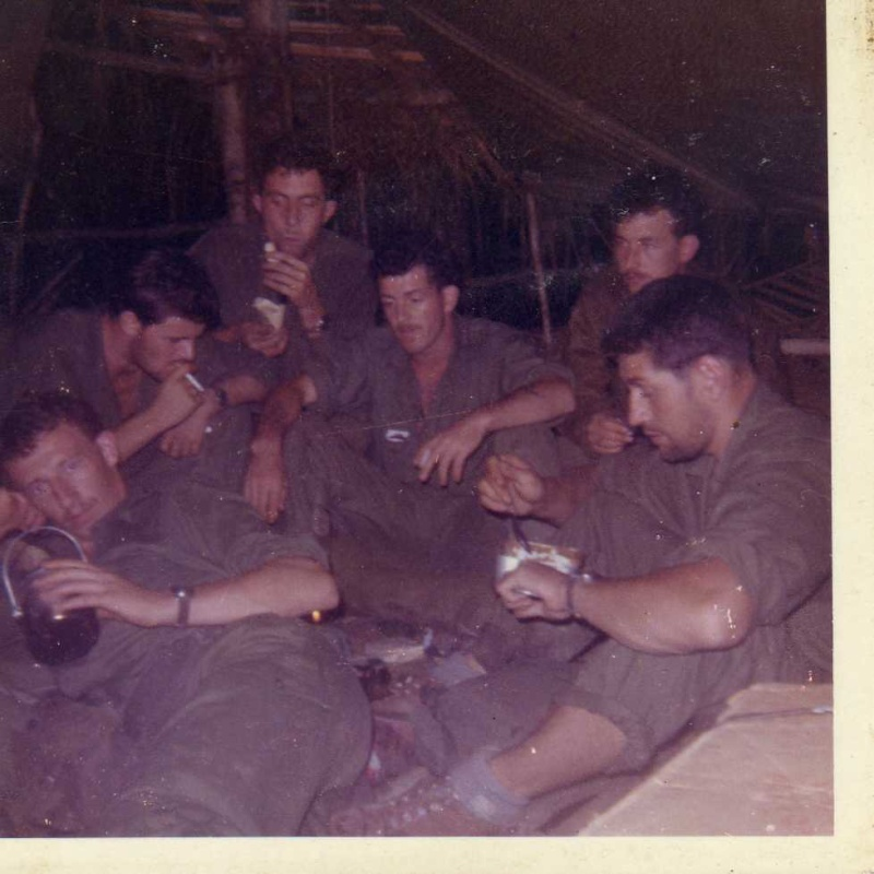 """D"" Company orbat (Late 60s early 70s) Somewh10"
