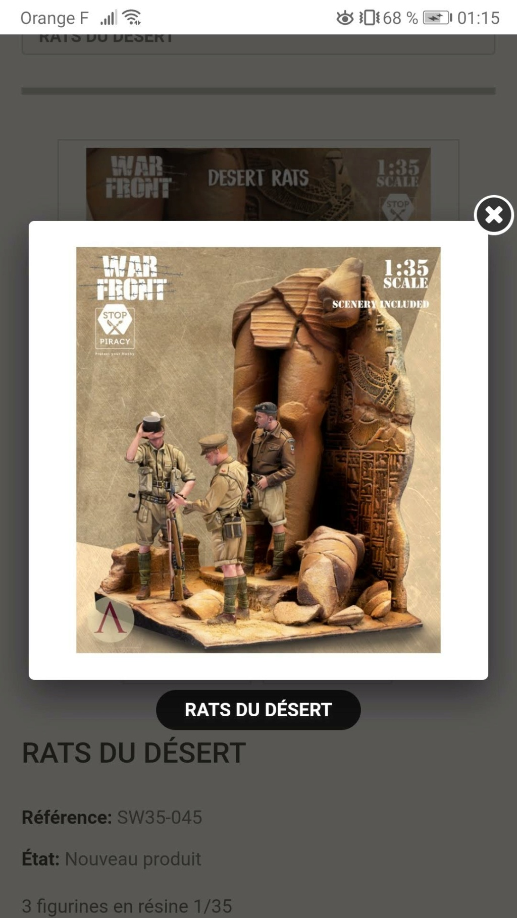 Rats du désert  Screen13