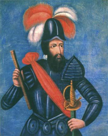 Le gouverneur Pizarro (Les mystérieuses cités d'or) 35750010