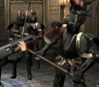 Resident Evil 4 (Gamecube) Armure10