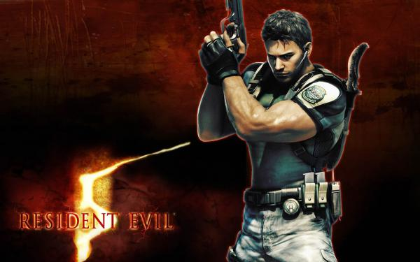 Resident Evil 5 (Ps3) Chris-10