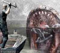 Resident Evil 4 (Gamecube) Dellag10