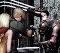 Resident Evil 4 (Gamecube) Garrad10