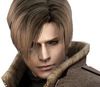 Resident Evil 4 (Gamecube) Leon10
