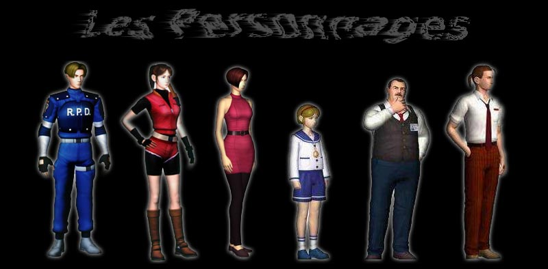 Resident Evil 2 (Ps1) Perso10