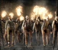 Resident Evil 4 (Gamecube) Villag10