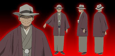 Les personnages Wanyud10
