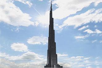 دبي تدشن أعلى برج في العالم Borjie10