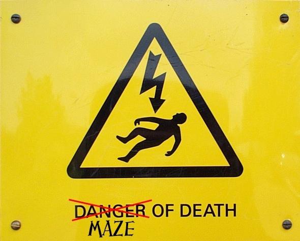 Maze of Death Mazeof10