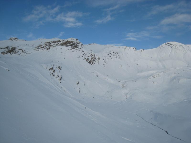 premiere journee de ski a orciere merlette 13 decembre 2009 Img_4612