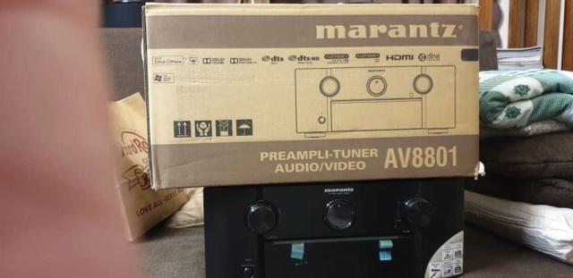 Marantz AV8801 Pre (SOLD) Marant12