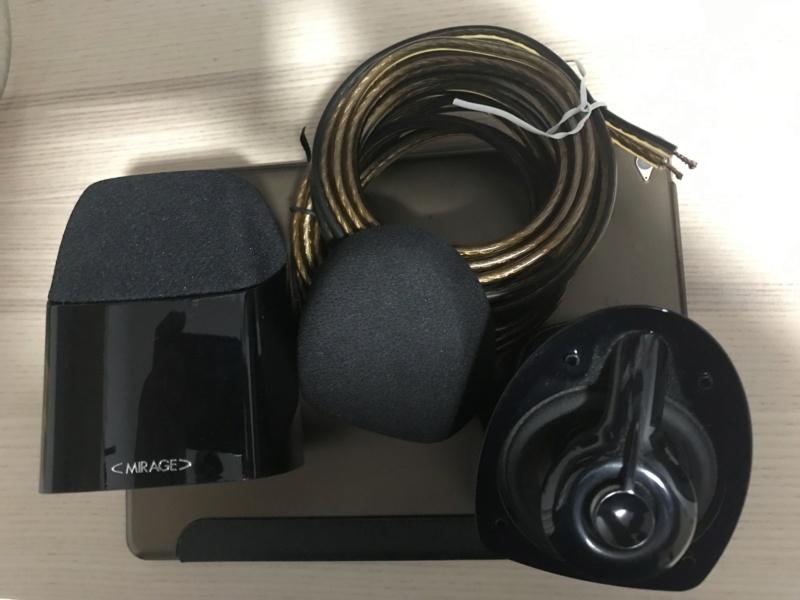 Mirage Surround Speaker - MX HT Ommi (USED) Mirage10