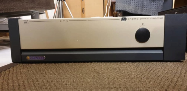 Proceed Amp 3 - 3 channel Amp (SOLD) Para310