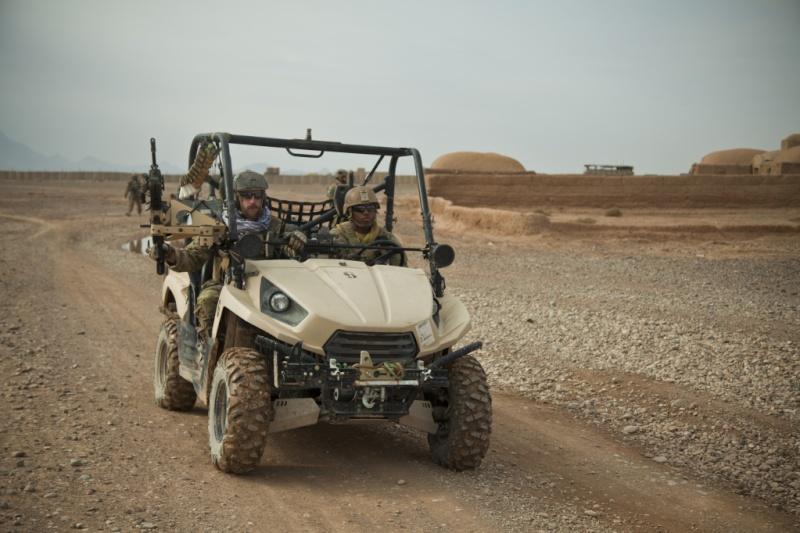 Vehicule leger des fs américain en Afgha 80201410