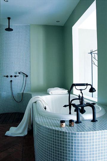 """cabine de douche ou douche à carreler façon """"italienne"""" ??? - Page 10 Mouss10"""