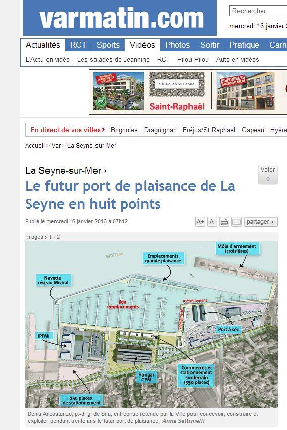 Port de La Seyne sur Mer Captur16