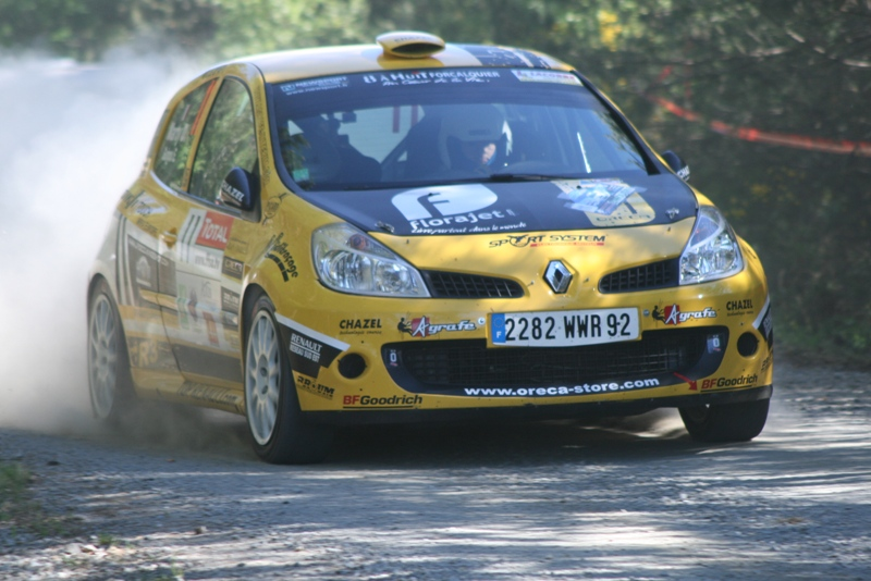 Best of Rallyes 2009 Limous12