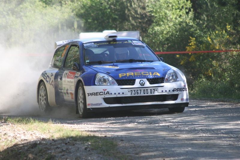 Best of Rallyes 2009 Limous13