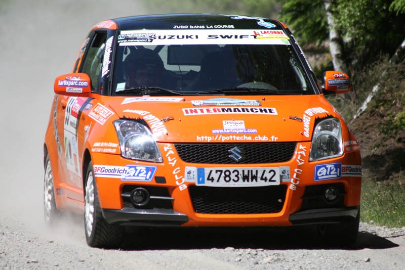 Best of Rallyes 2009 Limous14