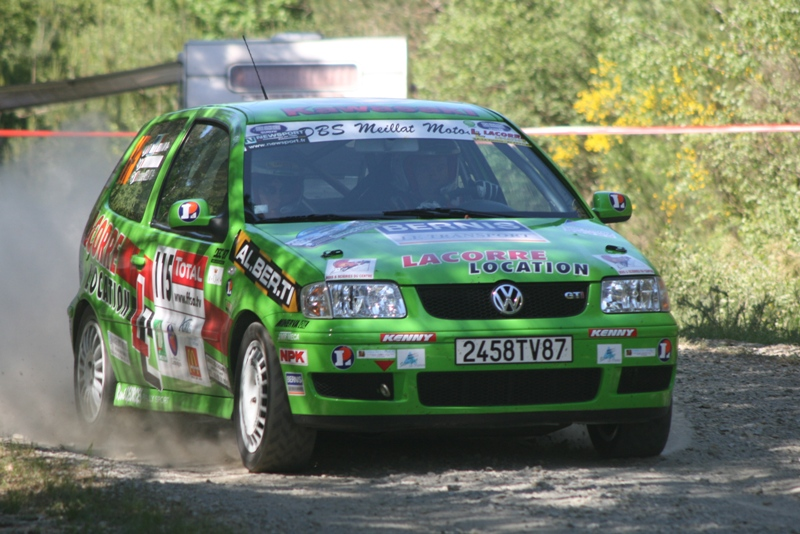 Best of Rallyes 2009 Limous15