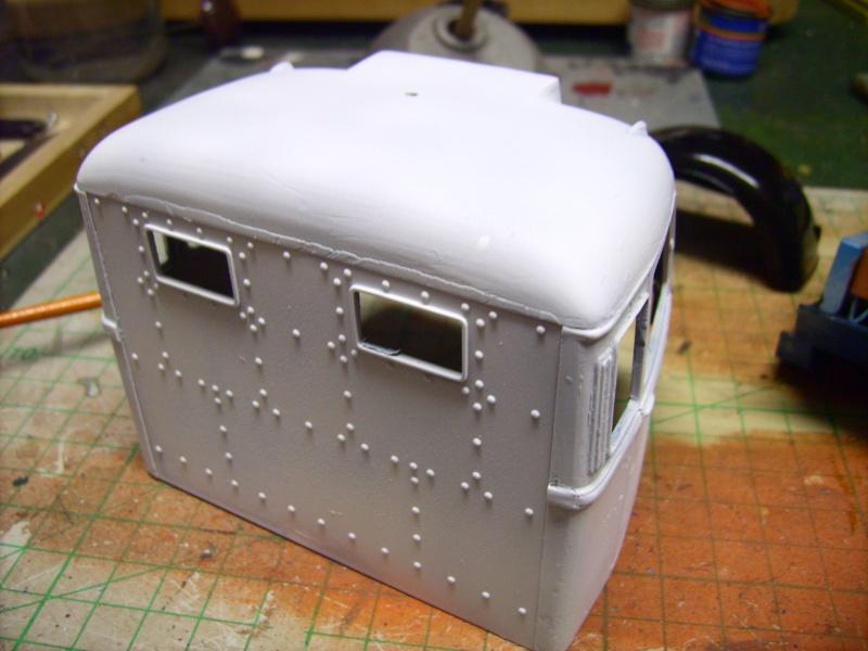 Ein Krupp Titan wird Restauriert Lpic7123