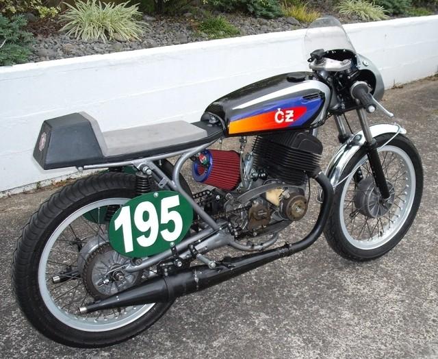 CZ racer Nouvel10