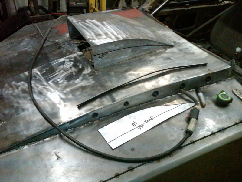 Changing Scoop/Turn Signals 115