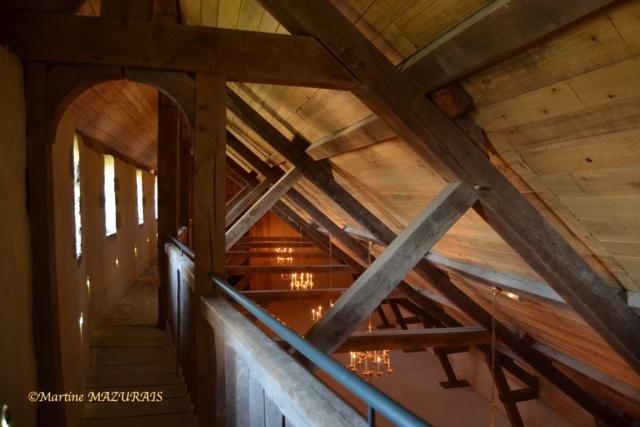 Blandy les Tours – Le château 04-02-28