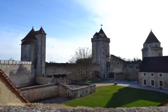 Blandy les Tours – Le château 04-02-29
