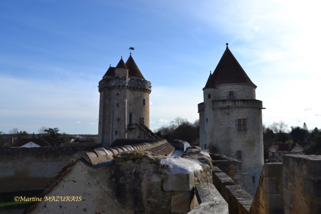 Blandy les Tours – Le château 04-02-30