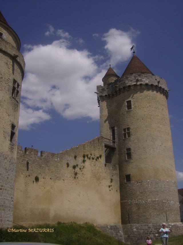 Blandy les Tours – Le château Juille14
