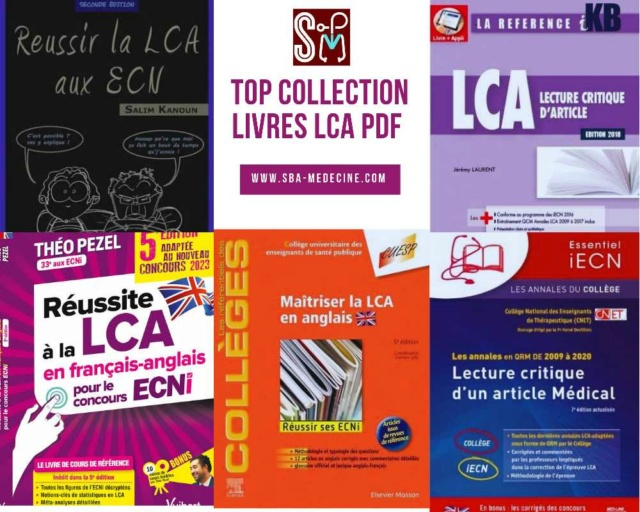 [LCA-collect]: TOP collection livres et polycopiés LCA pdf gratuit 0001-710
