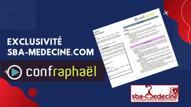 [résolu][fiches]:Conf Raphael 2020 super-Résumés Bien organisés et illustrés pour préparer les concours 20200510