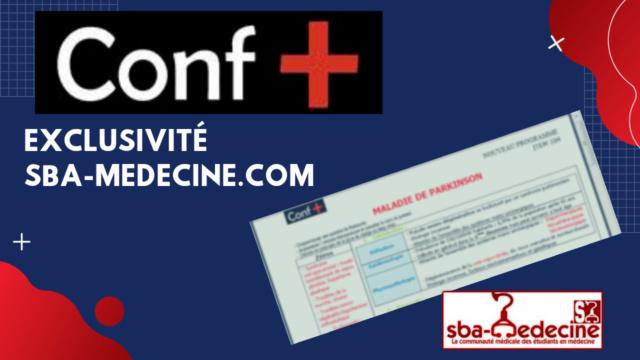 """[fiche]:""""conférence conf + 2020"""" :préparation examen, ECNi,résidanat pdf gratuit  - Page 18 20200512"""